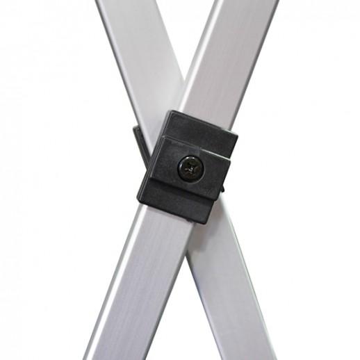 Каркас для шатра, 6 х 3 м (X, 40 мм, алюминий)