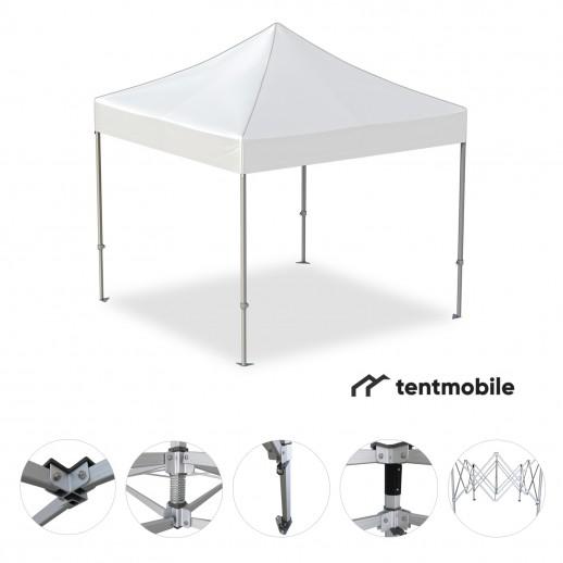 Мобильный шатер, 3 х 3 м (N, 50 мм, алюминий)