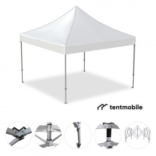 Мобильный шатер, 4 х 4 м (N, 50 мм, алюминий)
