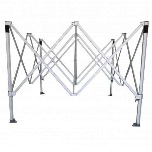 Каркас для шатра, 6 х 4 м (N, 50 мм, алюминий)
