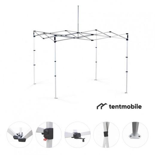 Каркас для шатра, 2 х 2 м (XS, 40 мм, сталь)