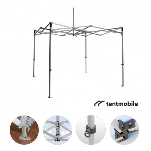 Каркас для шатра, 3 х 3 м (M, 40 мм, алюминий)