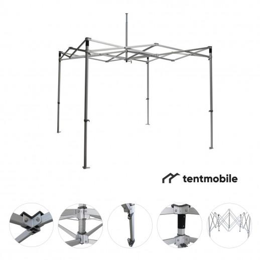 Каркас для шатра, 4 х 4 м (N, 50 мм, алюминий)